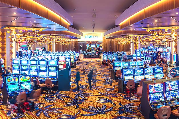 All Casino Games are a Game of Chance
